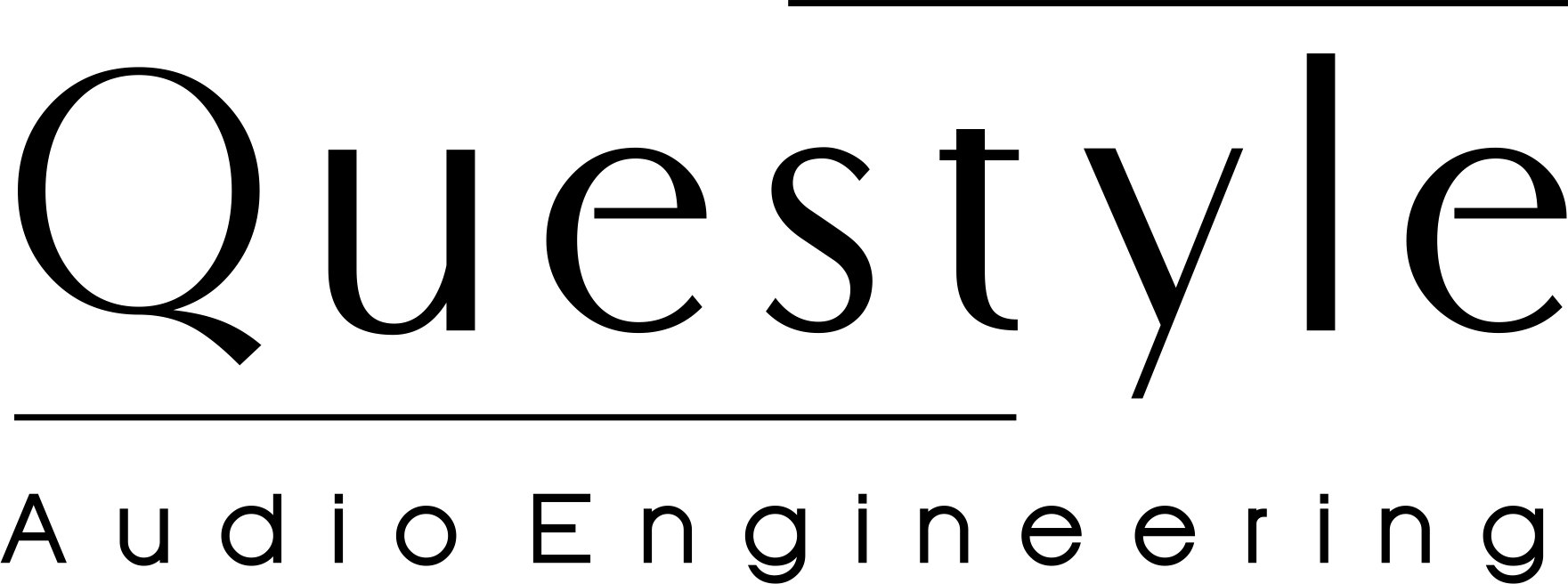 Questyle logo transparent