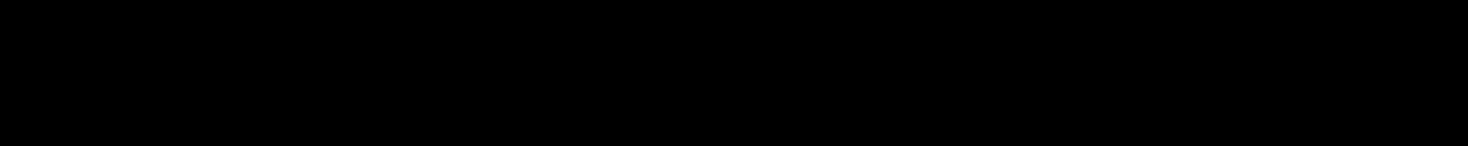 Unique Melody Logo black