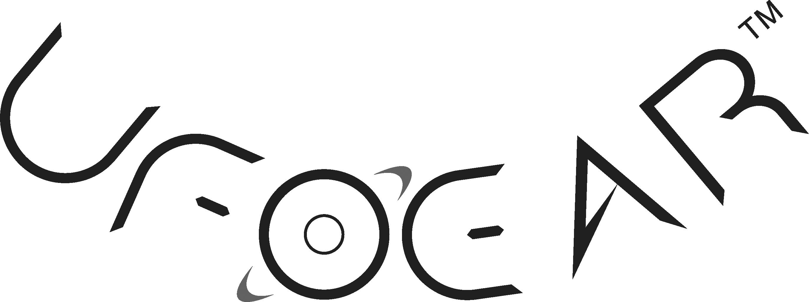 """UFOEARª™œ""""-logo bw"""