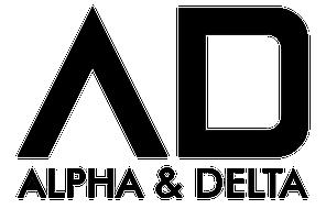 Alpha&Delta logo